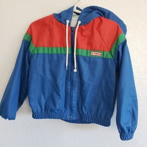 oshkosh b'gosh Colorblock Vintage Jacket
